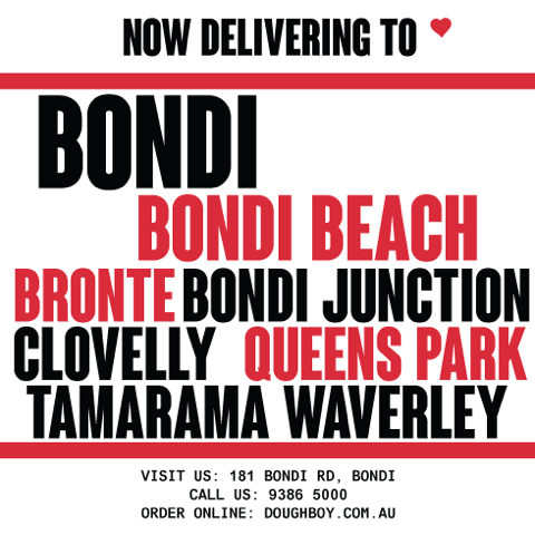 Pizza Delivered Bondi Junction